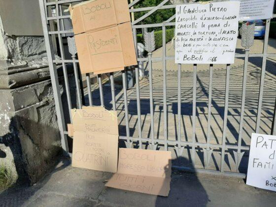 🎧 Riaprire Boboli ai residenti gratuitamente e da via Romana, lettera a Schmidt