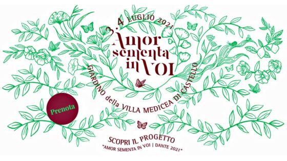 🎧 Associazione Culter, 'Amor sementa in voi | Dante 2021'