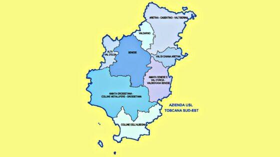 Sanitari Arezzo, Siena, Grosseto: 4.891 non sono vaccinati