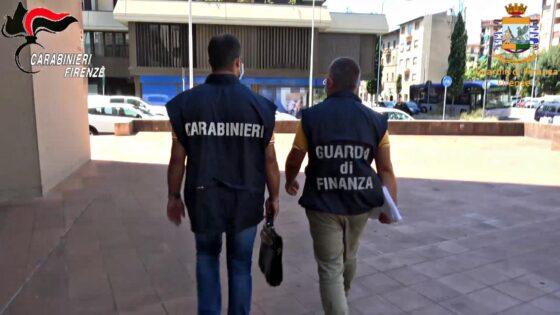 Usura al 300% a esercenti Firenze in crisi, confiscati 2,5 mln