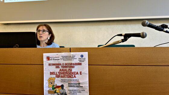 """🎧 Cgil: """"Economia e occupazione del territorio"""""""