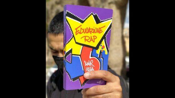 🎧 'Educazione Rap', il nuovo libro di Amir