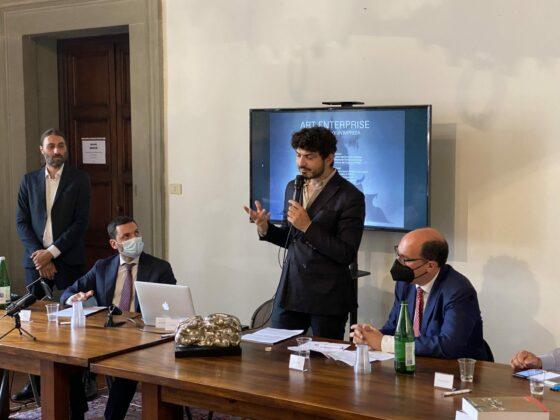Art Enterprise: opere d'arte e impresa si uniscono a Firenze