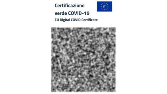 """Certificazione verde Covid-19: """"Mi è arrivato il Green Pass"""""""