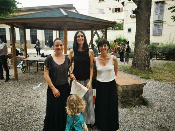🎧 Storie di stoffa: tre mamme ripartono con tessuti, colori e fantasia