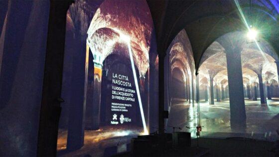 'La città nascosta', progetto per gli acquedotti storici