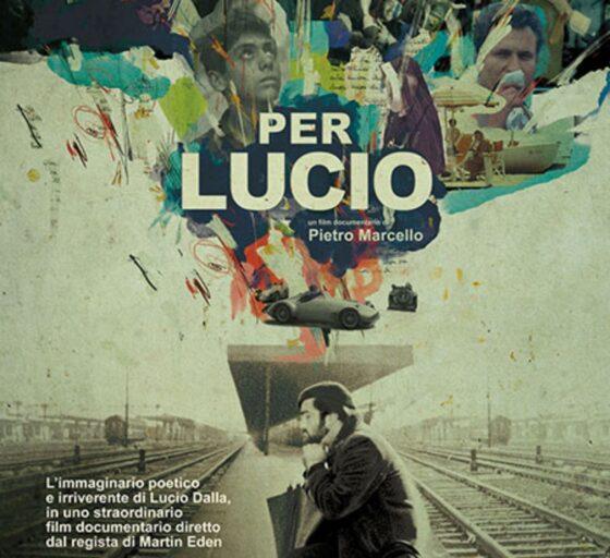 """""""Per Lucio"""" il documentario al cinema per 3 giorni"""