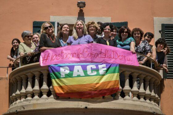 Appello della Casa della donna di Pisa a parlamentari sul caso del bimbo separato dalla madre con la forza