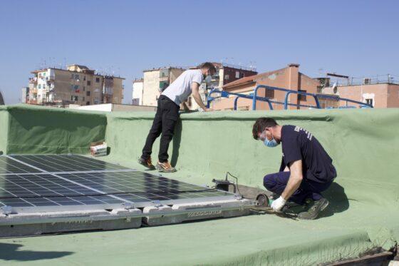 🎧 Rinnovabili: a San Giovanni a Teduccio (NA) la prima comunità energetica d'Italia