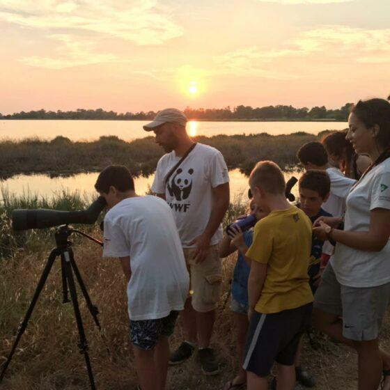 🎧Giornata dell'ambiente: 5-6 giugno visite nelle oasi wwf Maremma
