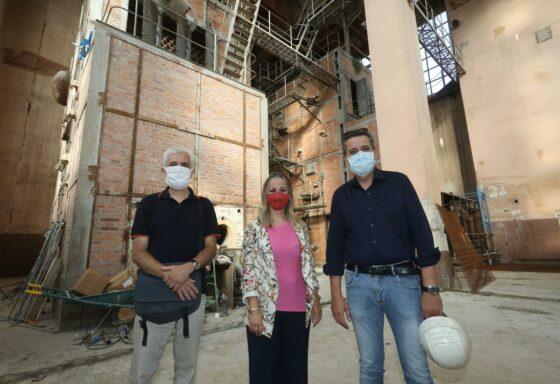 Novoli, ex centrale Fiat: al lavoro per Urban Centre e spazio espositivo