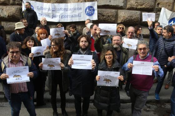 Sciopero generale del 19 luglio, Firenze: Fnsi e Ast al fianco dei sindacati confederali