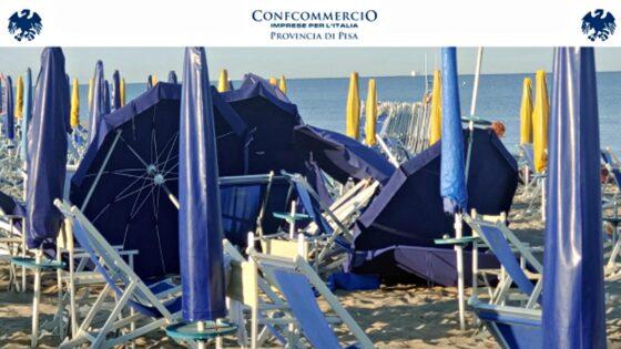 🎧 Pisa, Balneari chiedono divieto di accesso a spiagge di notte