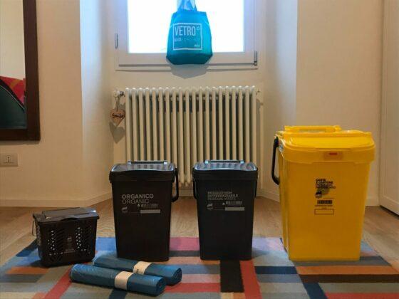 Quartieri 1,3 e 4 Firenze: raccolta porta a porta e rimozione cassonetti