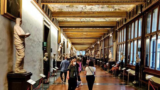 'Notte Europea dei Musei', successo agli Uffizi di Firenze