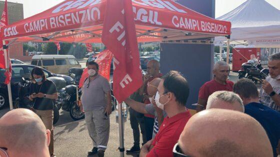 GKN: lunedì sciopero generale