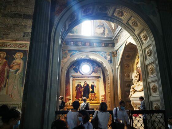 """San Miniato al """"Mondo"""" attende parere Unesco e inaugura la cappella del Cardinale di Portogallo"""
