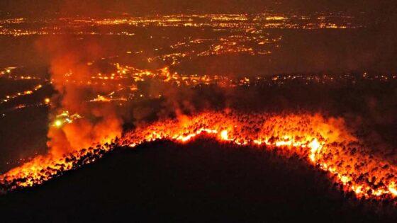 Toscana, continuano gli incendi