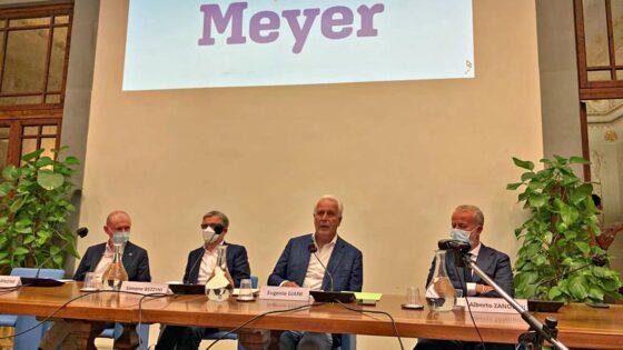 🎧 Meyer sarà Istituto di ricerca scientifica a valenza nazionale