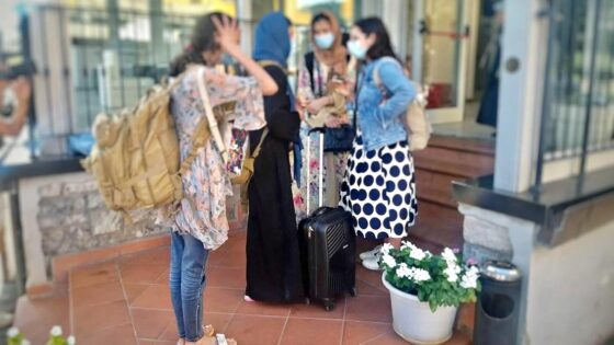 Profughi Afghani, primi 100 a Montecatini Terme