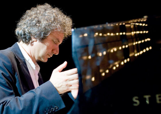Roberto Cacciapaglia concerto  all'alba