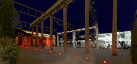 Krypton: Dante ispira teatro-architettura di Cauteruccio