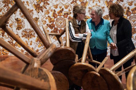 Musei Toscana, incontri a distanza per Giornata Alzheimer