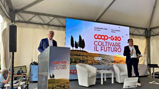 """🎧 """"COOP-G20 Coltivare il futuro"""""""