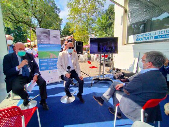 """Lotta alla cecità:  riprende anche in Toscana """"vista in salute"""""""