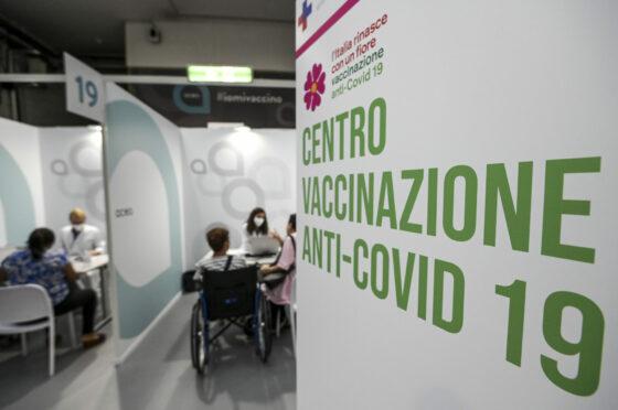 In Toscana pronti per terza dose oltre a 50 mila pazienti