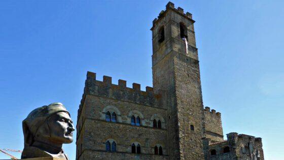 🎧 Uffizi riportano Dante nel castello di Poppi