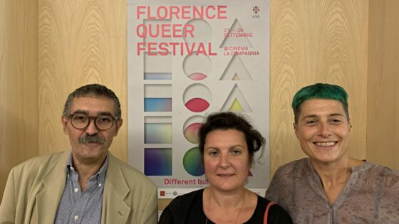 🎧 Florence Queer Festival 2021