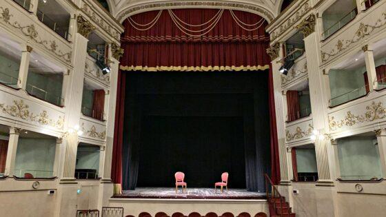 🎧 Teatro Niccolini, tornano gli spettacoli al teatro più antico di Firenze