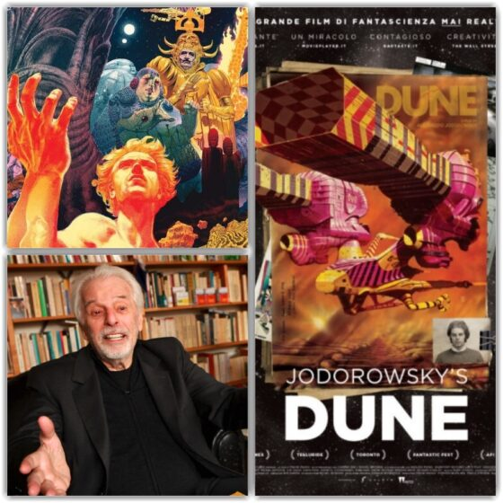 Jodorowsky's Dune arriva al cinema