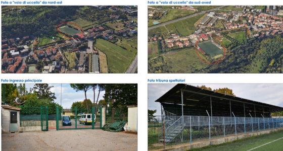 Bagno a Ripoli: inaugurazione giovedì del nuovo campo sportivo con Commisso