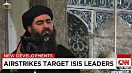 FORSE FERITO CAPO ISIS AL-BAGHDADI