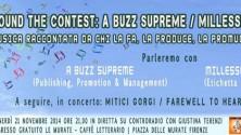 ROCK AROUND THE CONTEST: A BUZZ SUPREME/MILLESSEI DISCHI