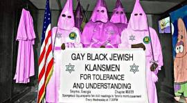 KKK APRE A NERI, EBREI, GAY, LESBICHE ED ISPANICI
