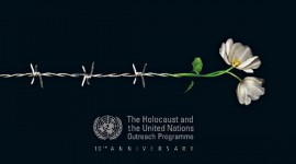INTERNATIONAL DAY OF COMMEMORATION IN MEMORY OF THE VICTIMS OF THE HOLOCAUS