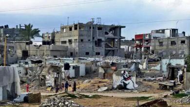 BANKSY PER GAZA