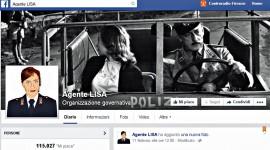 "AGENTE LISA: ""NUOVO VIRUS SU FACEBOOK"""
