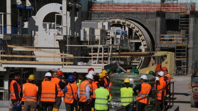 Rossi rilancia il progetto di tunnel Tav a Firenze