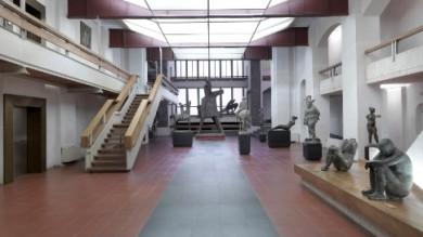 SCULTURA, AL VIA OGGI LA PRIMA PERSONALE DI KENYON AL MUSEO MARINO MARINI