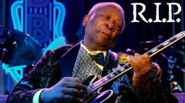 MORTO A LAS VEGAS B.B. KING