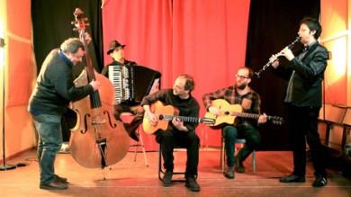 Maurizio Geri Swingtet live a Controradio