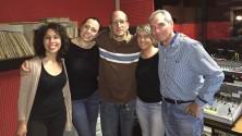 AUDIO – TAMA TAMANDUA' – UN FANTASTICO LIVE A CONTRORADIO – NANGHEDEF