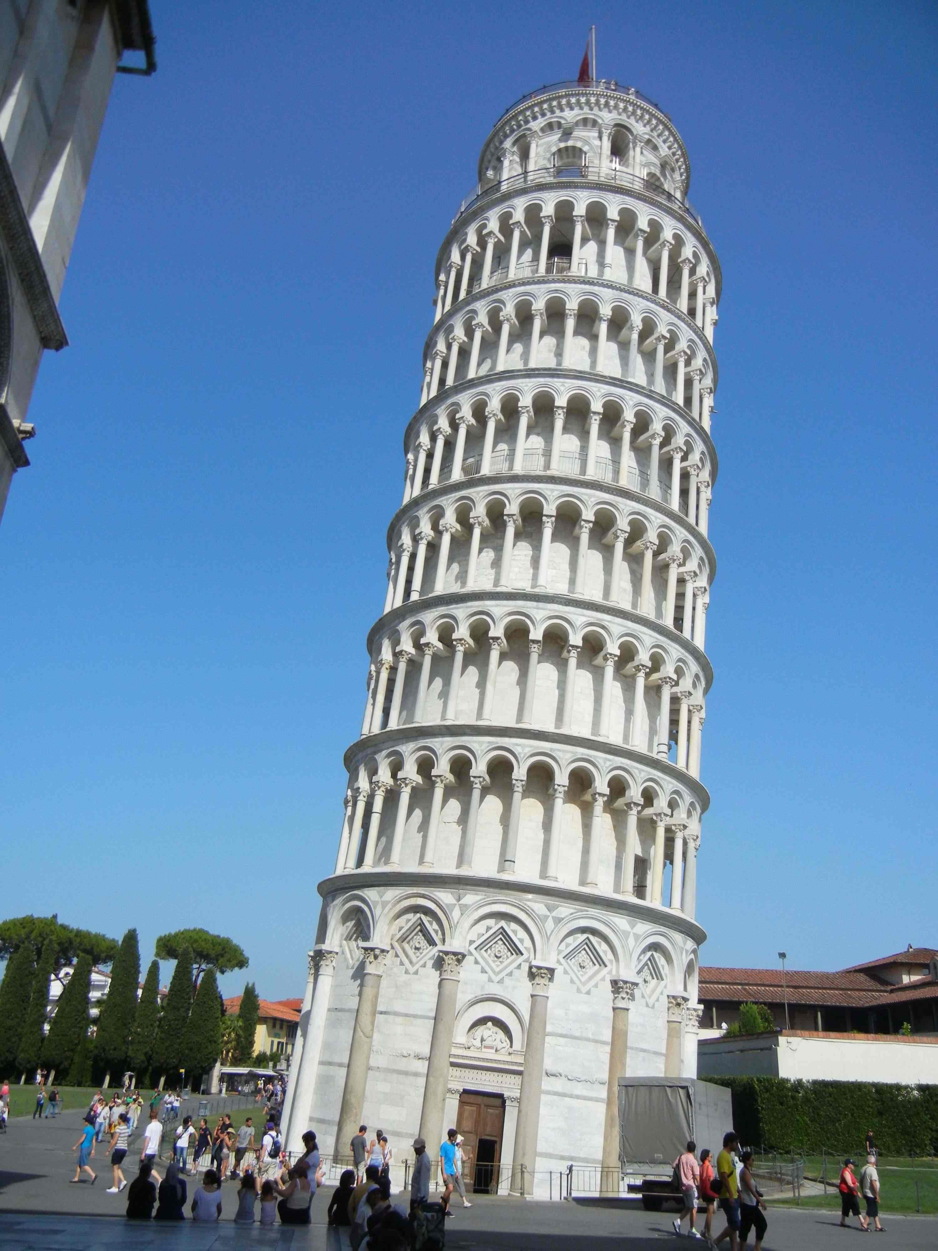 torre Pisa camposanto