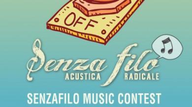 SENZA FILO MUSIC CONTEST: IL BANDO