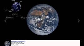 FINESTRA SULLA TERRA DALLA NASA
