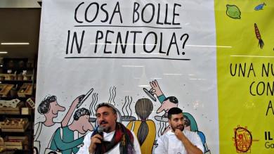FRITTO ALL'ITALIANA AL MERCATO CENTRALE